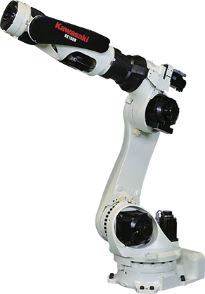 robot antropomorficzny OOO - struktura kinematyczna