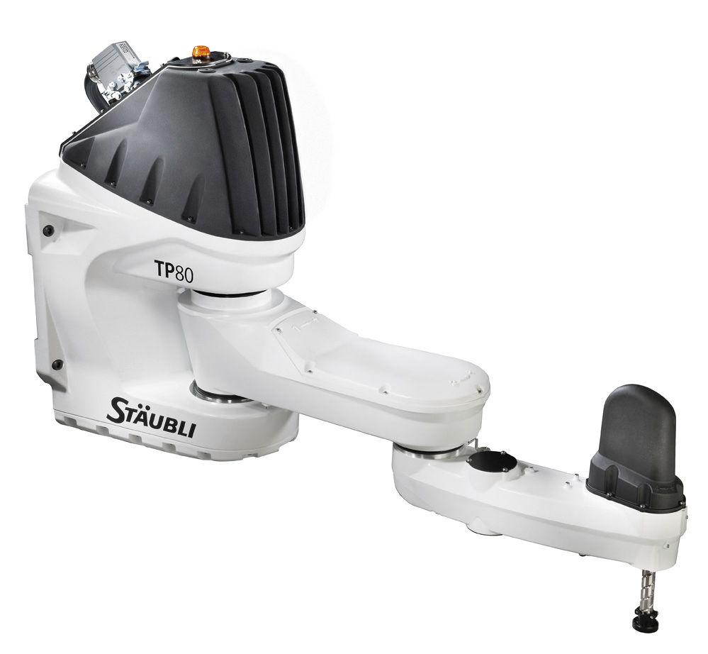 Robot - konfiguracja SCARA OOP